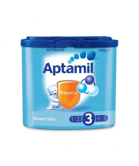 Milupa Aptamil 3 Devam Sütü 400gr