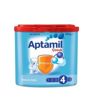 Aptamil 4 Çocuk Devam Sütü 400gr