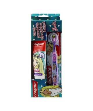 Colgate Barbie Diş Macunu Ve Diş Fırça Seti