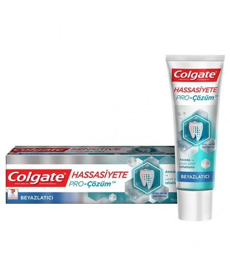 Colgate Hassasiyete Pro Çözüm Beyazlatıcı Diş Macunu 75ml