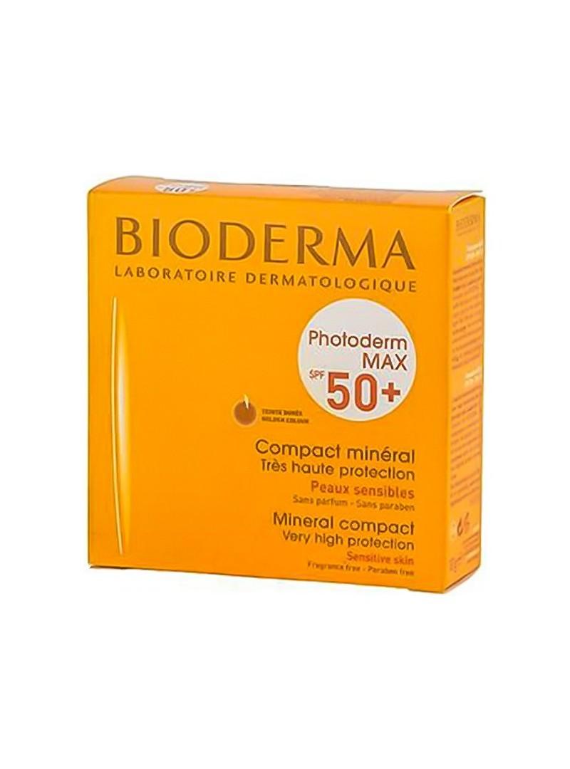 Bioderma Photoderm Max SPF 50+ Mineral Compact Golden 10 gr