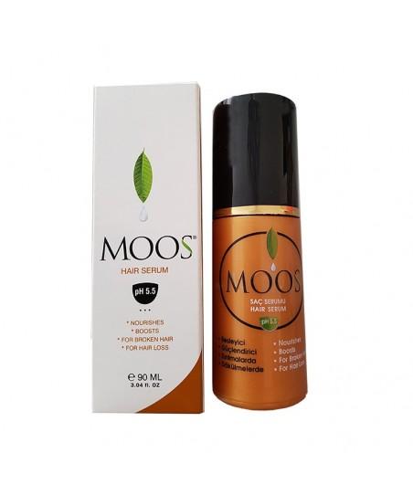 Moos Saç Dökülmesi Karşıtı Serum 90ml