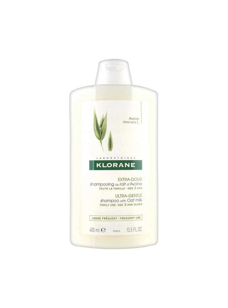 Klorane Yulaf Sütü İçeren Sık Kullanım Şampuanı 400 ml