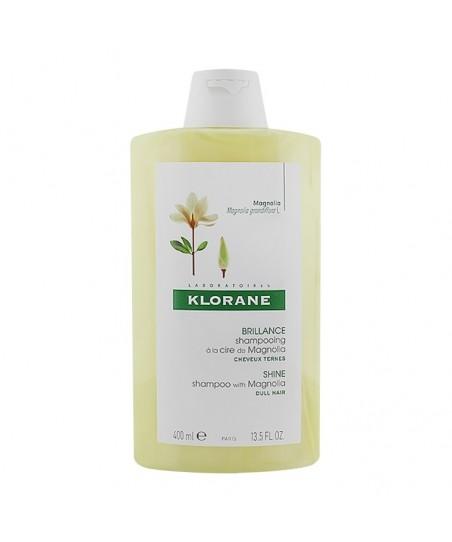 Klorane Manolya Özlü Yoğun Işıltı Sağlayan Bakım Şampuanı 400 ml