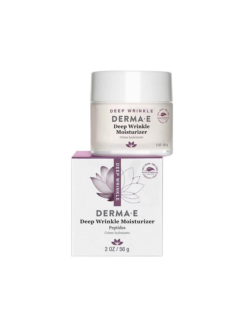 Derma E Deep Wrinkle Peptide Moisturizer 56gr - Anti-Aging Nemlendirici