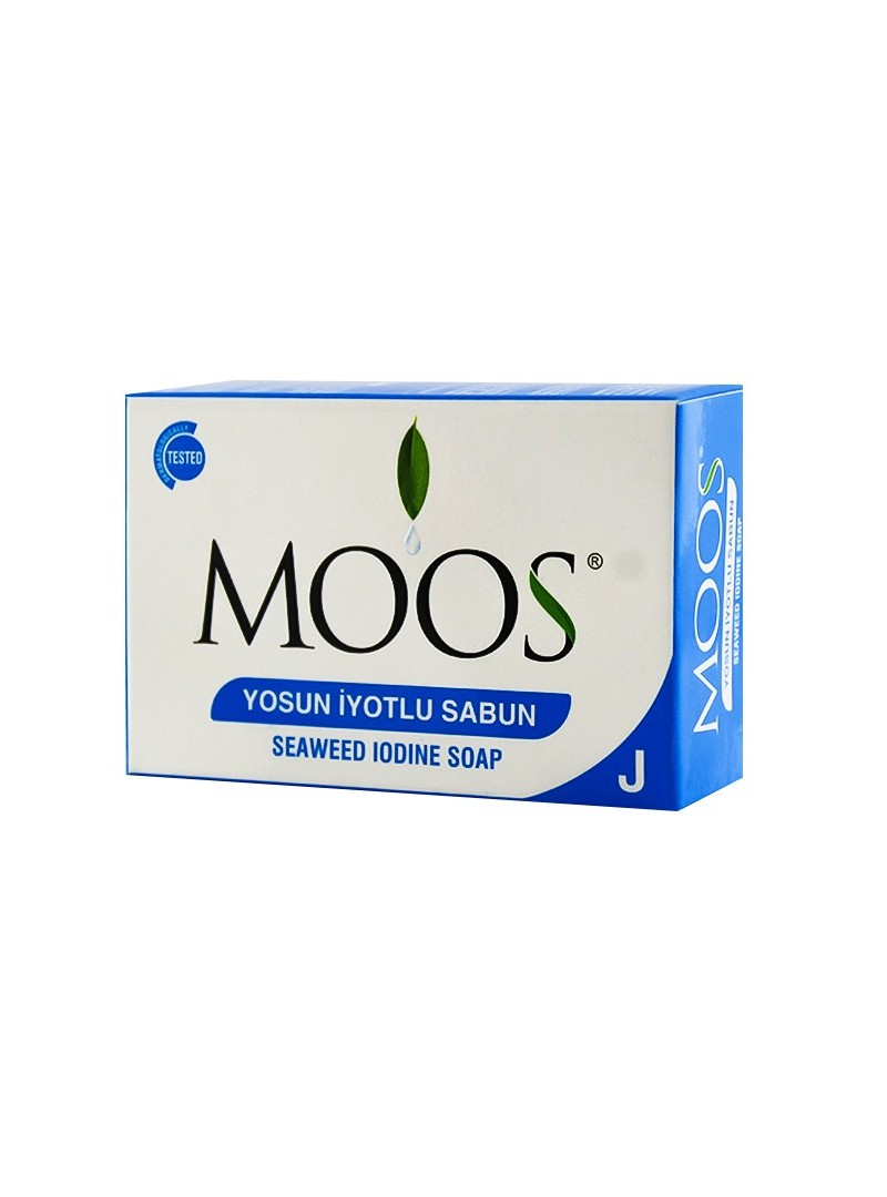 Moos Yosun İyotlu Sabun 100gr