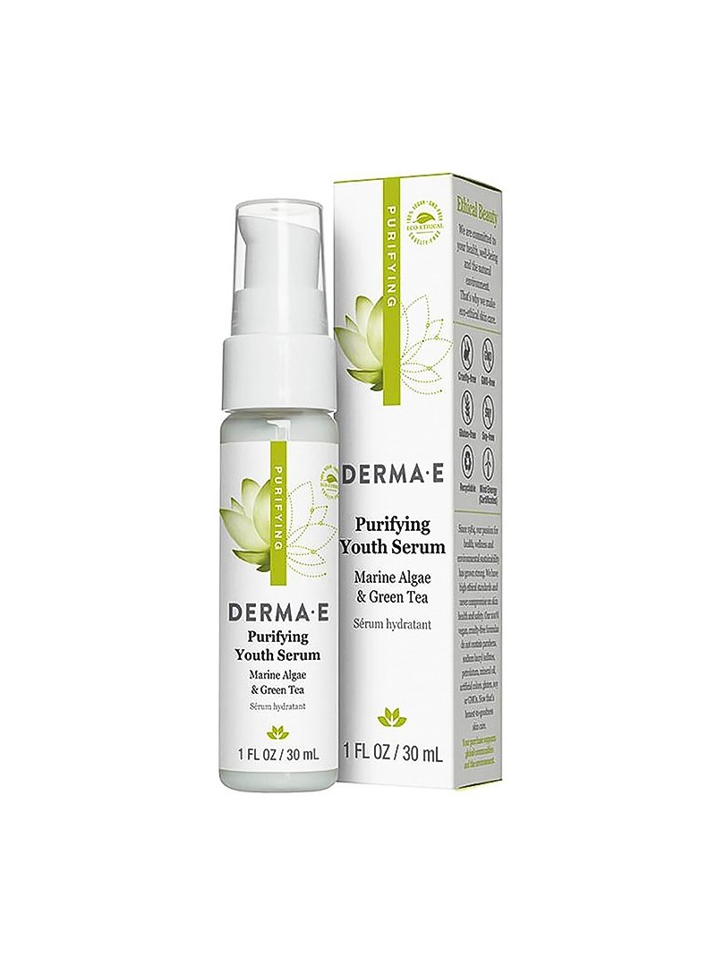 Derma E Purifying Youth Serum 30ml