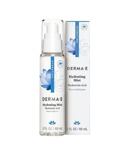 Derma E Hydrating Mist 60 ml - Nemlendirici Tonik