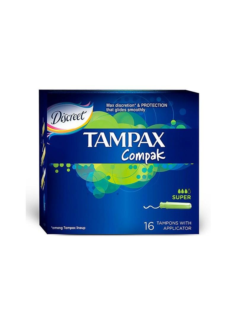 Tampax Tampon Süper 16 lı