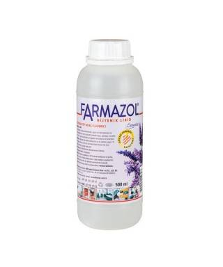 Farmazol Lavanta Hijyenik Likid 500 ml