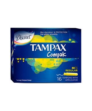 Tampax Tampon Normal 16 lı