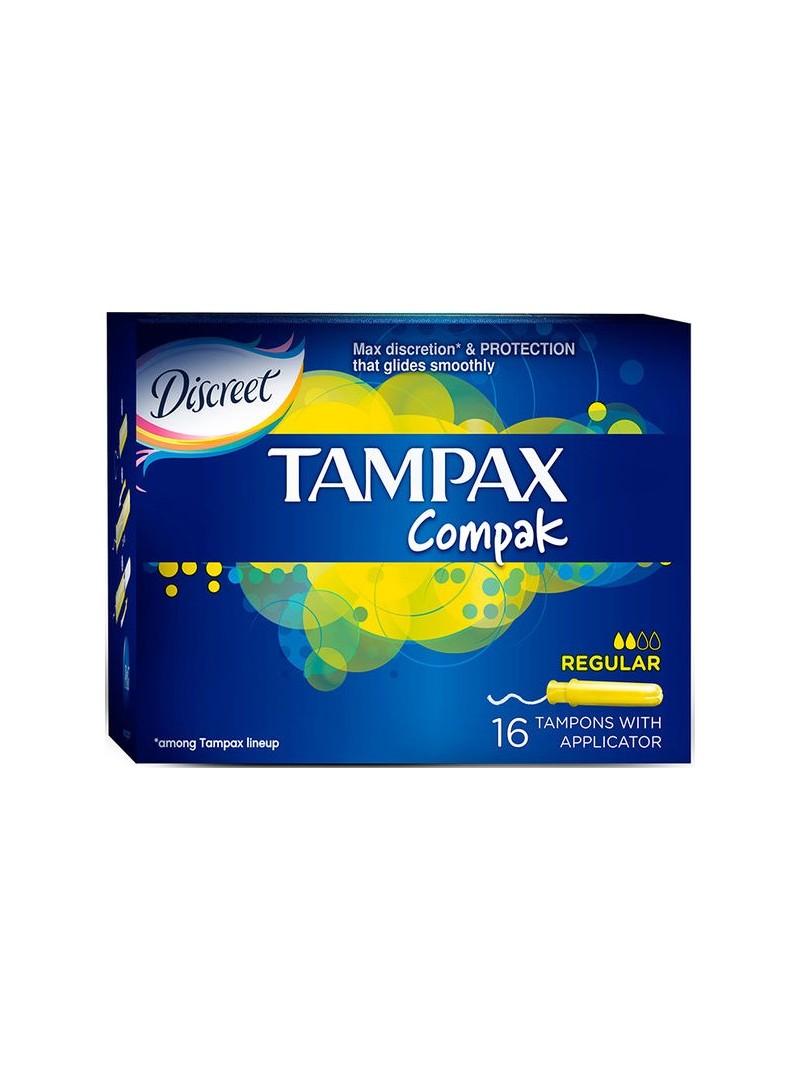 Tampax Tampon Normal 16 lı