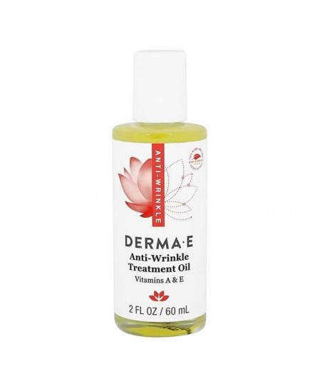 Derma E Anti Wrinkle Vitamin A & E Treatment Oil 60 ml - Nemlendirici Yağ