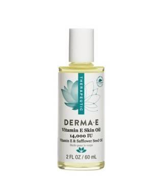 Derma E Vitamin E Skin Oil 14,000 IU 60ml - Nem Veren Kırışık Azaltıcı Yağ