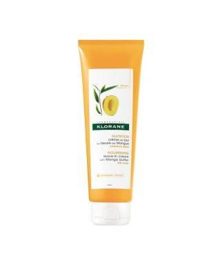 Klorane Mango Yağı İçeren Yıpranmış Saçlar İçin Durulanmayan Bakım 100 ml