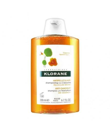Klorane Latin Çiçeği Ekstresi İçeren Kepeğe Karşı Bakım Şampuanı 200ml