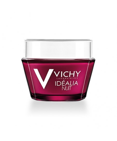 Vichy Idealia Skin Sleep Cream 50 ml - Gece Bakım Kremi