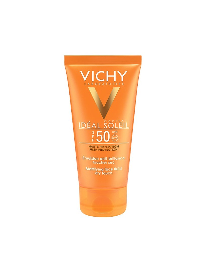 Vichy Ideal Soleil Yüksek Korumalı Yüz Emulsiyonu Spf 50 50 ml