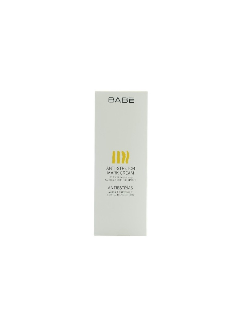 Babe Anti Stretch Mark Cream 200 ml Çatlak Kremi