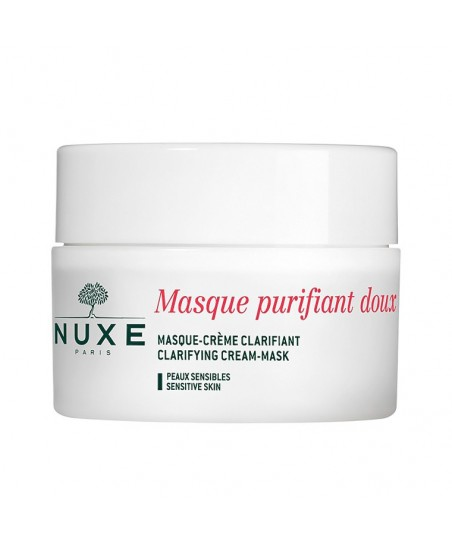 Nuxe Masque Purifiant Doux Clarifying Cream-Mask 50 ml