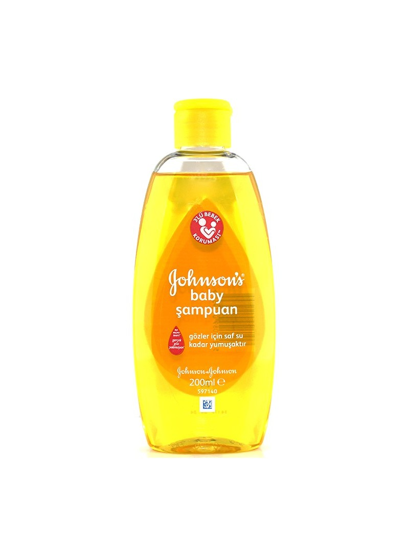 Johnson`s Baby Şampuan 200 ml