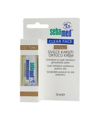 Sebamed Clear Face Renkli...