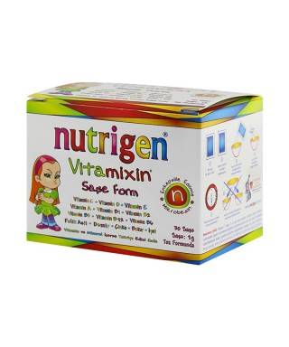 Nutrigen Vitamixin Şase Form