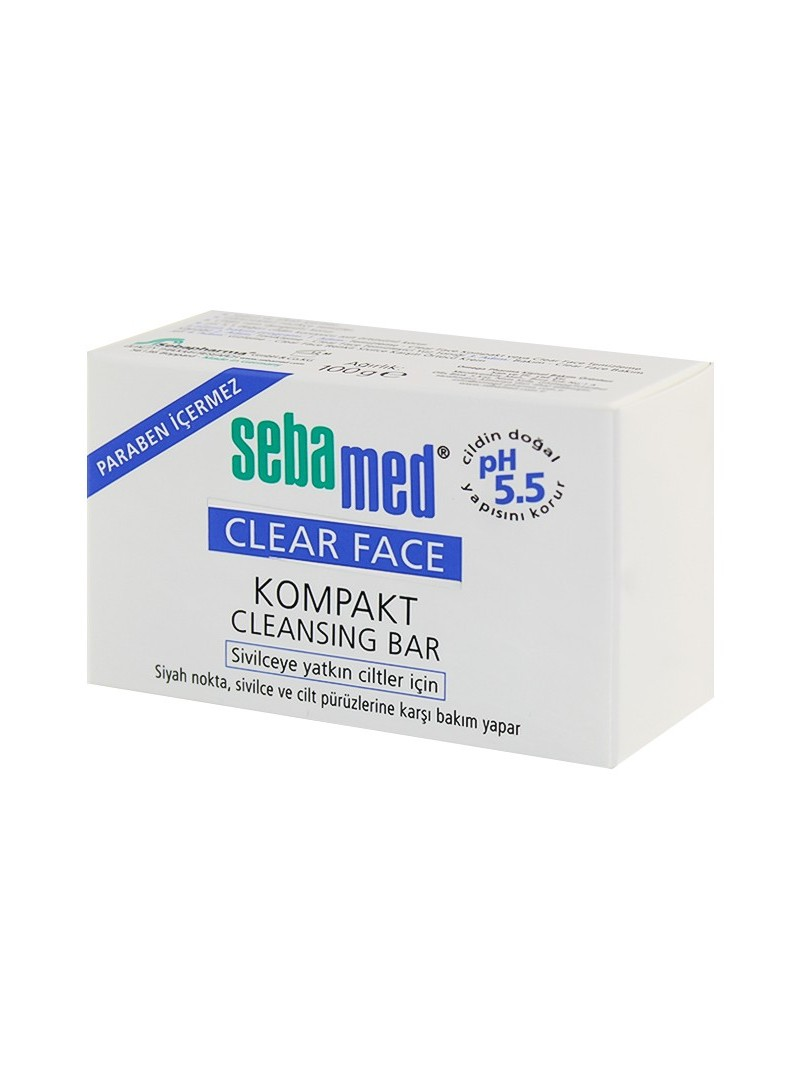 Sebamed Clear Face Compact Sabun 100gr