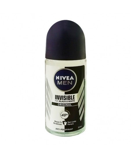 Nivea Formen invisible for Black & White Power Roll On