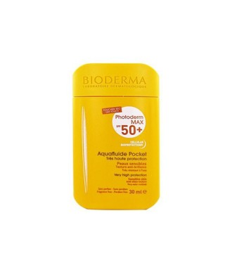 OUTLET - Bioderma Photoderm Max SPF 50+ Aqua fluide Pocket 30 ml