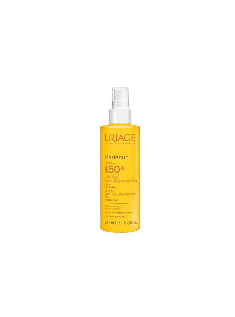 OUTLET - Uriage Bariesun Spray SPF50+ 200 ml - Güneş Koruyucu