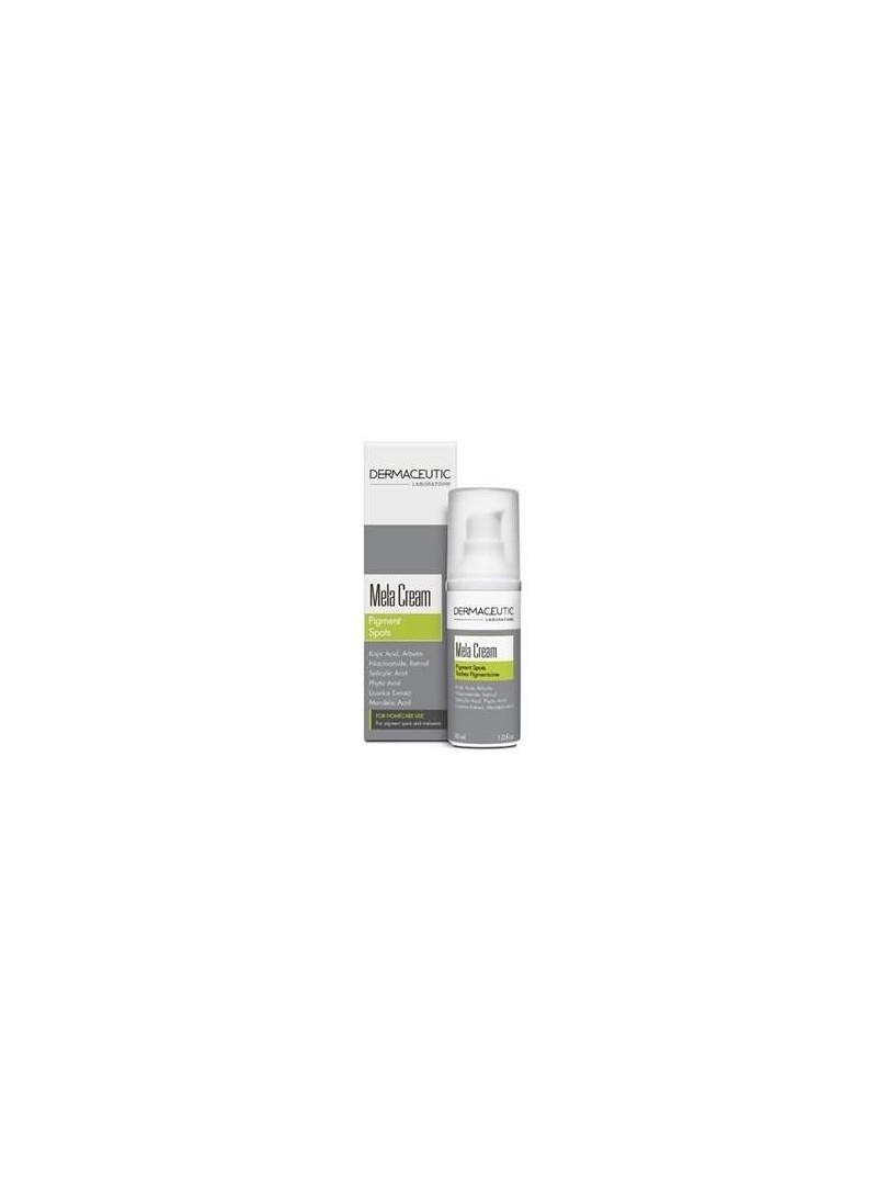 OUTLET - Dermaceutic Mela Cream 30 ml Leke Karşıtı Güçlü Gece Bakım Kremi