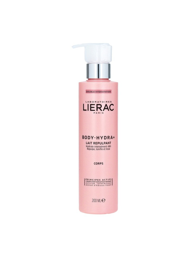 Lierac Lait Repulpant Body-Hydra + Double Hydration Plumping Milk 200ml