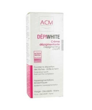 ACM Depiwhite Depigmenting Cream 40 ml - Lekelere Karşı Bakım Kremi