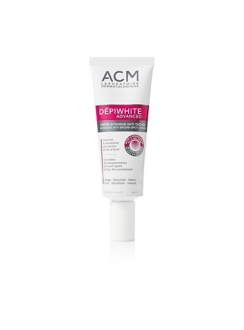 ACM Depiwhite Advanced 40 ml - Lekelere Karşı Yoğun Bakım Kremi