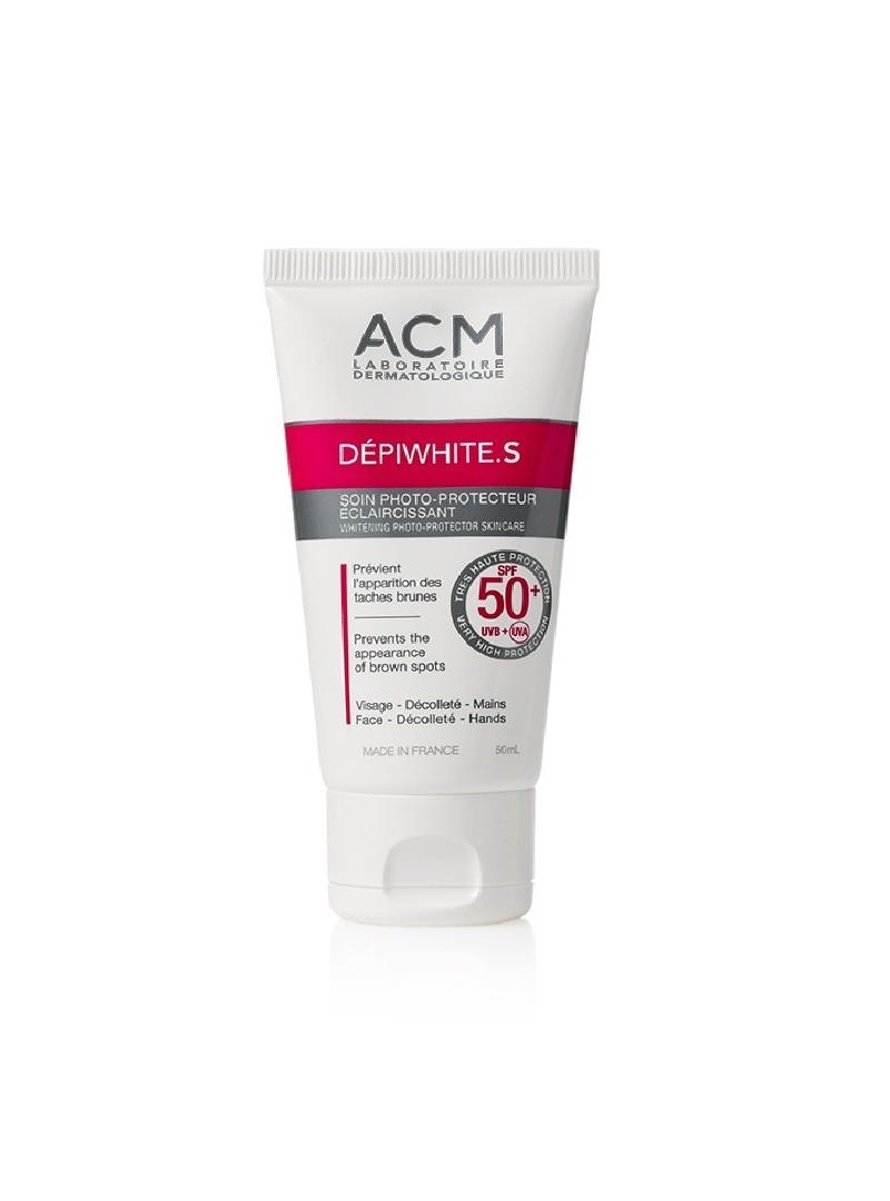 ACM Depiwhite.S Whitening Aydınlatıcı SPF 50+ Bakım Kremi 50 ml
