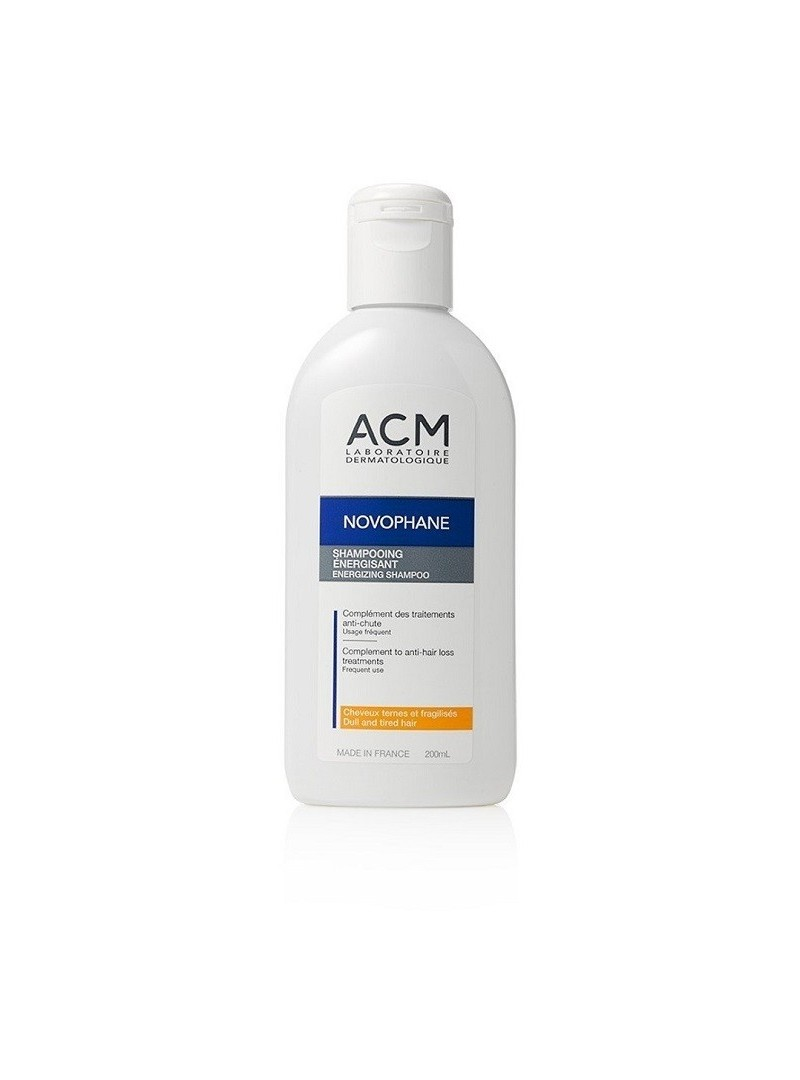 ACM Novophane Energizing Shampoo 200 ml - Canlandırıcı Şampuan