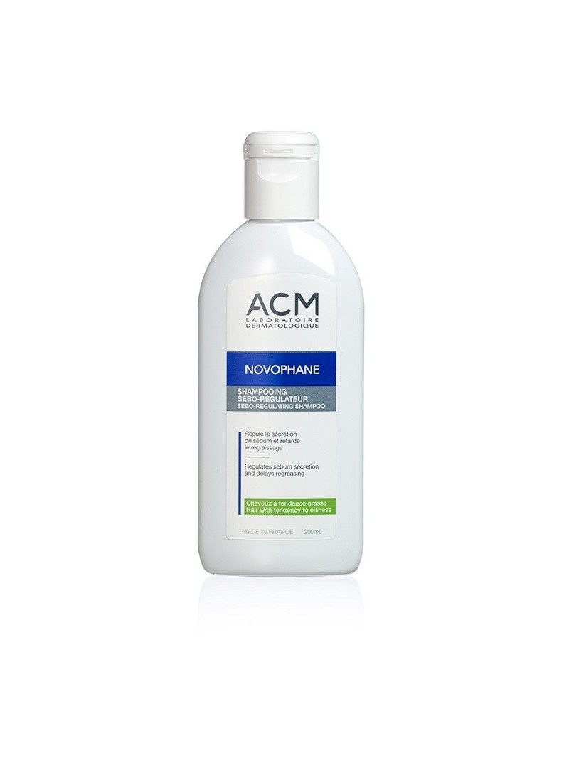 ACM Novophane Sebo Regulating Shampoo  200ml - Yağlı Saçlar