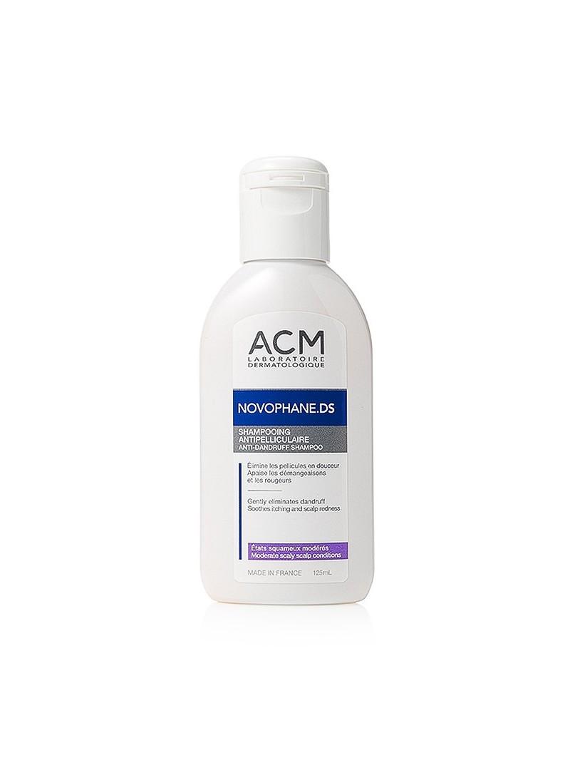 ACM Novophane.ds Anti Dandruff Shampoo 125 ml - Kepeğe Karşı Etkili Şampuan