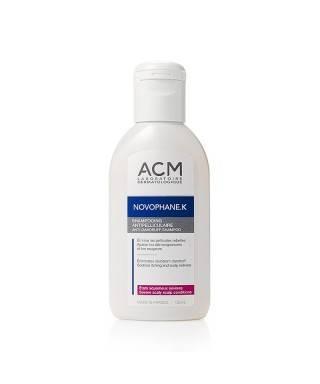 ACM Novophane.k Anti Dandruff Shampoo 125 ml - Kepeğe Karşı Etkili Şampuan