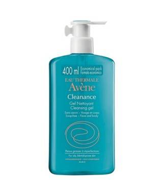 Avene Cleanance Cleansing Gel - 400ml