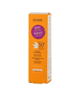 OUTLET - Babe SPF 50+ Facial Cream 50 ml Yüz İçin Güneş Koruyucu Krem