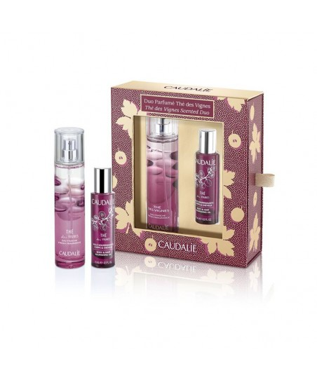 Caudalie The Des Vignes Parfum Duo SET