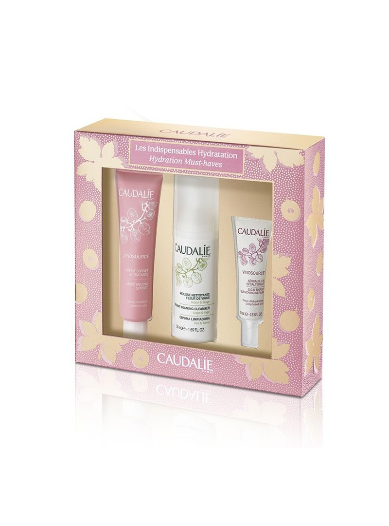 Caudalie Vinosource Moisturizing Sorbet SET