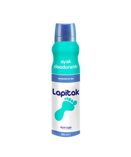 Lapitak Ayak Deodorantı 150ml