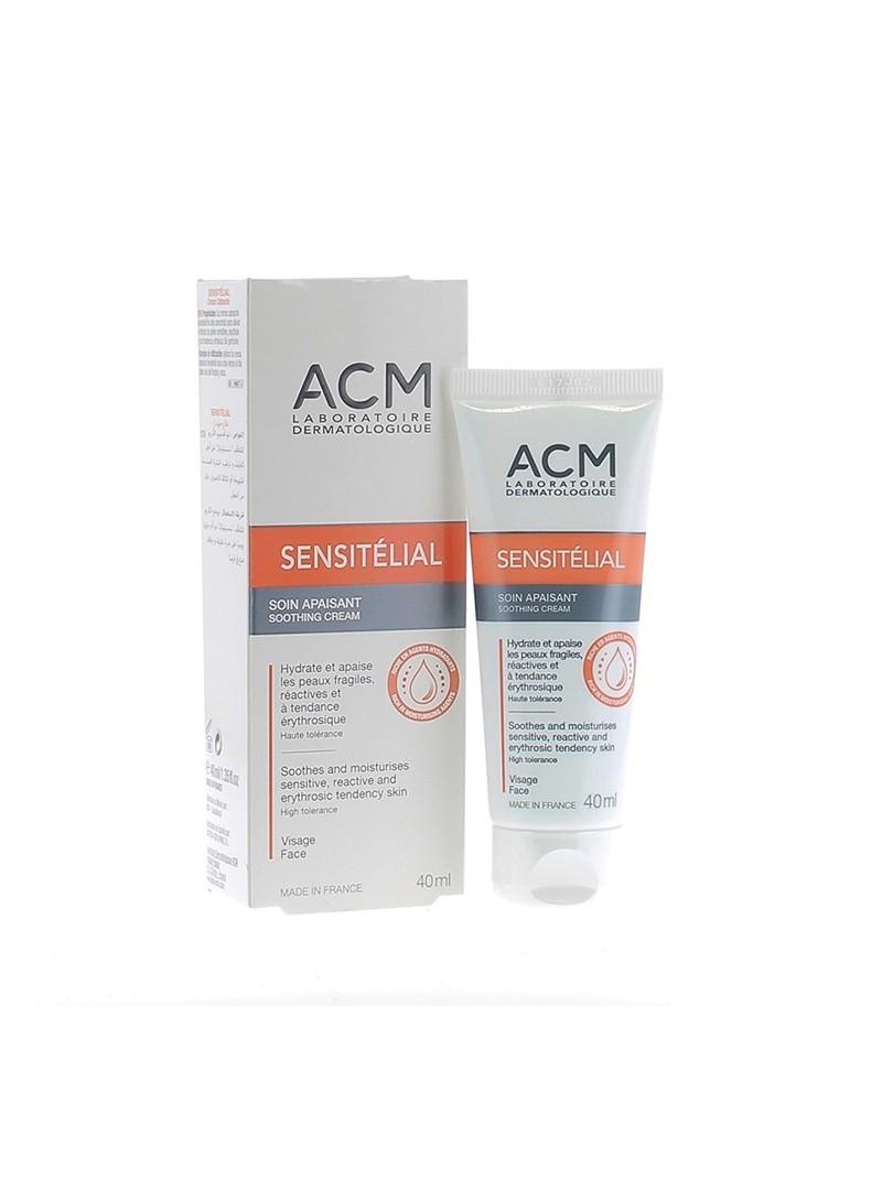 Acm Sensitelial Soothing Cream 40 ml - Rahatlatıcı Bakım Kremi