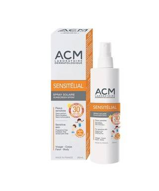 ACM Sensitelial Sunscreen Spray SPF30 200 ml