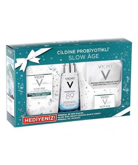 Vichy Slow Age Cilt Bakım Seti - Gündüz