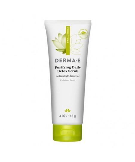 Derma E Purifying Daily Detox Scrub 113gr