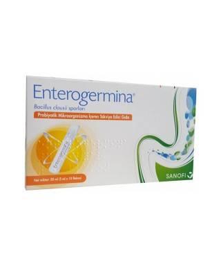 Enterogermina Yetişkinler İçin 5 x 10 ml Flakon